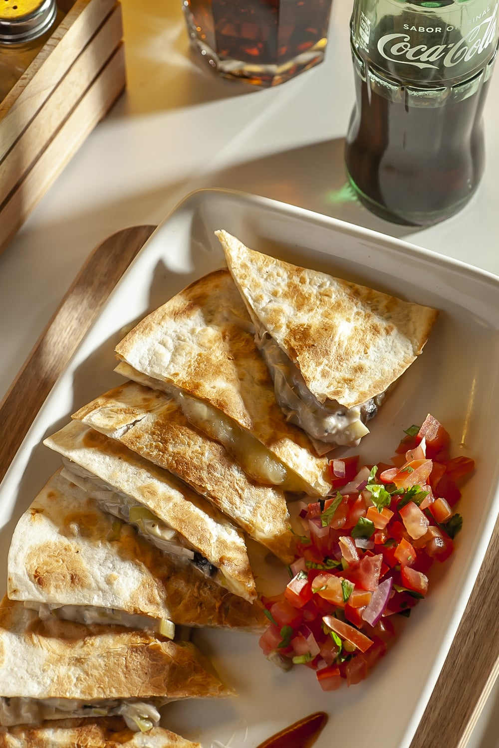 Quesadillas Home Burger Bar