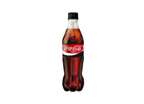 Coca Cola Zero Pet 0,50cl